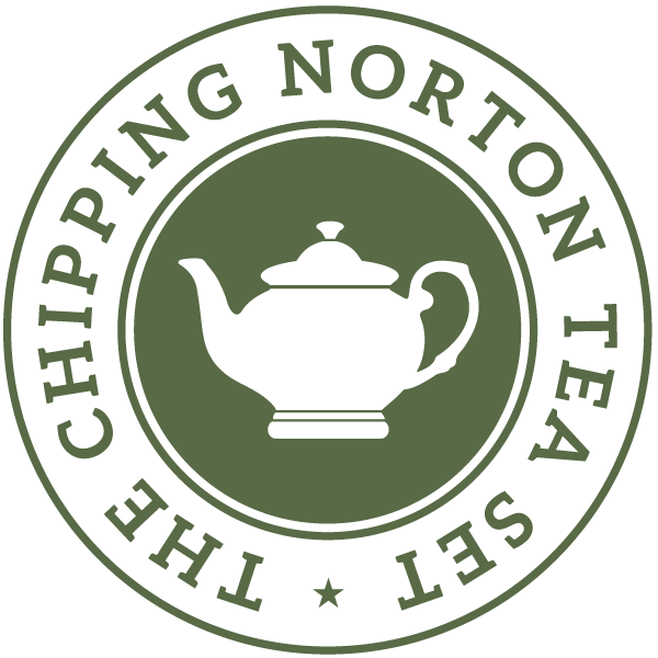 food and drink logo chipping norton tea set