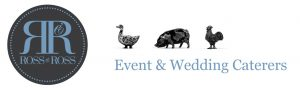 food and drink logo ross and ross events